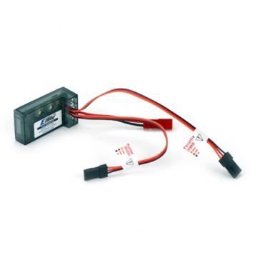 DISC.. Unité de contrôle 3-en-1, Mixer/ESCs/Gyro:BCX2