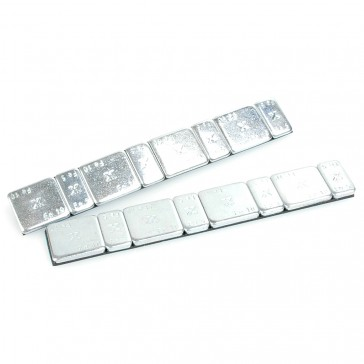 CORE RC -  Silver X-Weights 16pcs