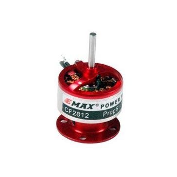 Brushless outrunner motor - CF2812 (1500kv, 195w, 39g)
