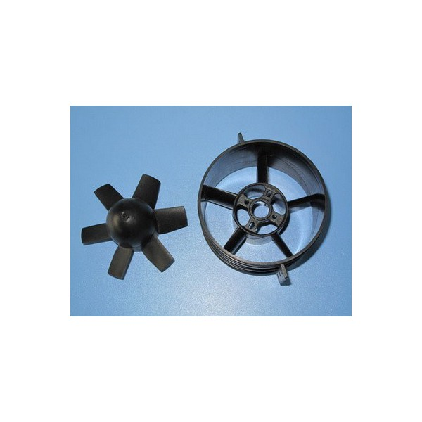 Electric ducted fan (with motor) - d89×H58mm B3560