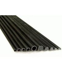DISC.. Tube rond en carbone - 4.5×3.0×1000