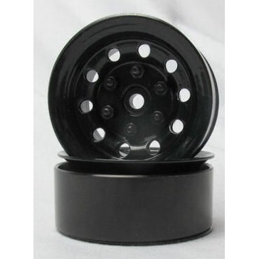 metal hub 1.55' 2unit/kit,white or black