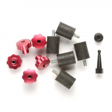 DISC.. Inertic Fasteners Kit Spyder (5pcs)
