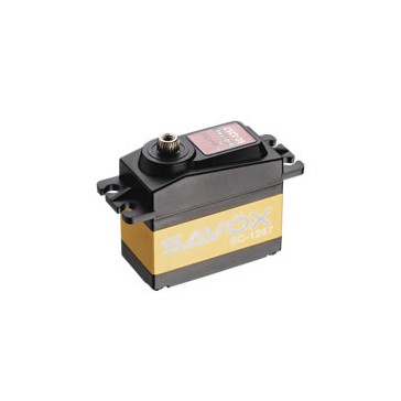 DISC.. SC1257TG HIGH TORQUE CORELESS DIGITAL SERVO 10KG@6.0V