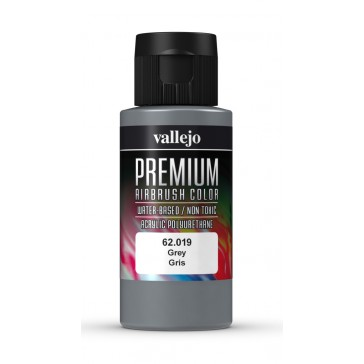 Premium RC acrylic color (60ml) - Grey