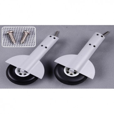 DISC.. Front Landing gear two for Giant Spitfire