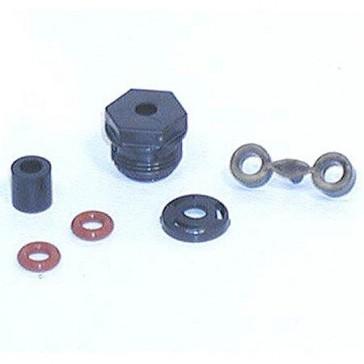 Double O-Ring Shock Cartridge