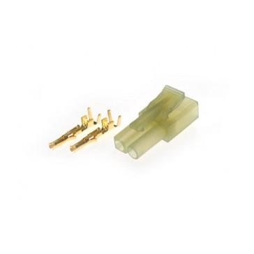 Connector : female Micro Tamiya plug (1pcs)
