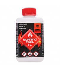 Burning Fuel Pre-Run 16 (1L)