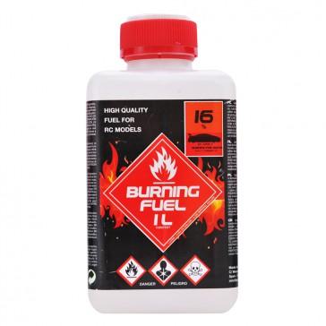 Burning Fuel Pre-Run 16 (1L)