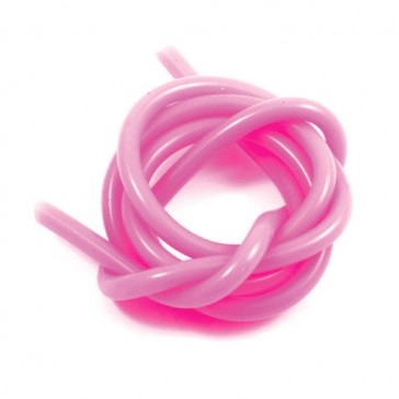 SUPERFLEX SILICONE TUBING PINK 1metre