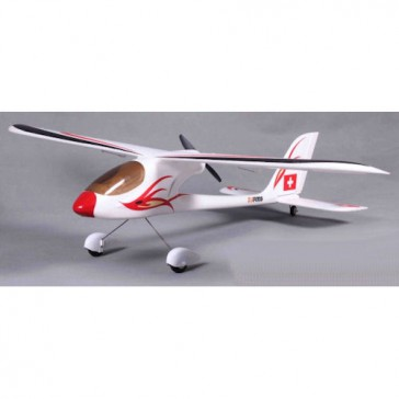 DISC.. Plane 900mm Red Dragon RTF kit (mode 2)