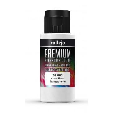Premium RC acrylic color (60ml) - Clear Base