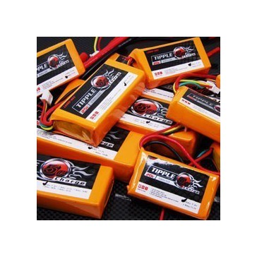 DISC.. Lipo Battery 3000mha 11.1V 20C (140*46*21 - 252g)