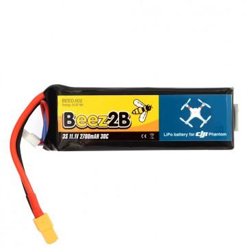 Batterie Lipo 3s 11,1V 2700mAh 30C pour DJI Phantom
