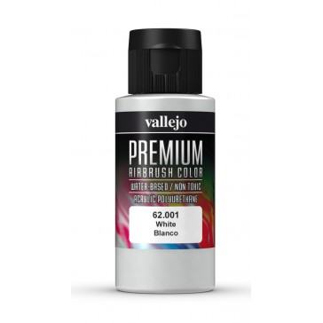 Premium RC acrylic color (60ml) - White