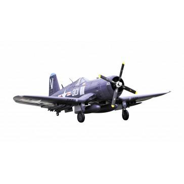 DISC.. Plane 1700mm F4U (blue) PNP kit