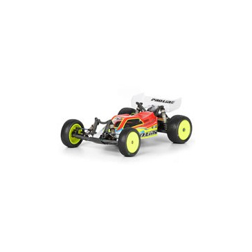 DISC.. BullDog B4.1 Buggy Body (Clear)
