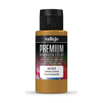 Premium RC acrylic color (60ml) - Yellow Ochre