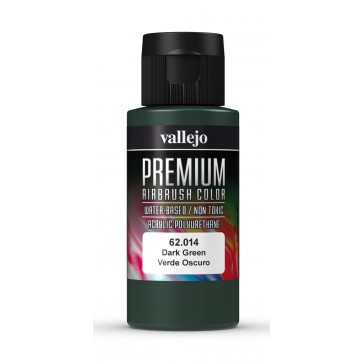 Premium RC acrylic color (60ml) - Dark Green