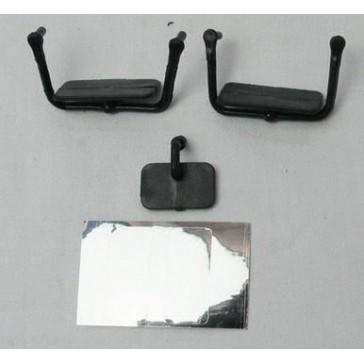 Rearview mirror kit