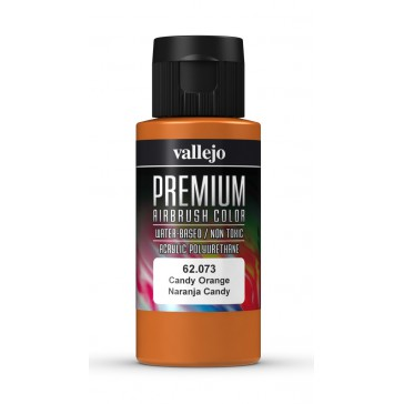 Premium RC acrylic color (60ml) - Candy Orange
