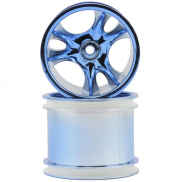 CLAWZ BLUE CHROME 6-Sp Elec Ru st/Stamp Ft-Nitro Rust/Stamp R