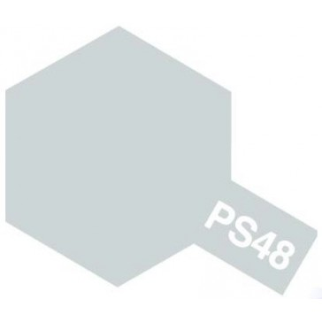 Polycarbonate Spray - PS48 argent metal