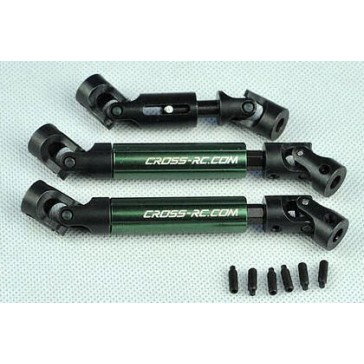 metal drive shaft kit two long and one short/kit