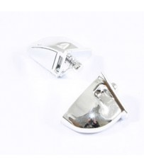 DISC.. CHROME WING MIRRORS SCALE ACCESSORY