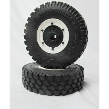 complete tyres 1.9' ,2unit/kit