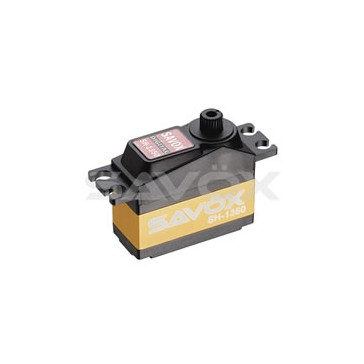 SH1350 MINI CORELESS DIGITAL SERVO 4.6KG@6V (1/12 OR HELI)
