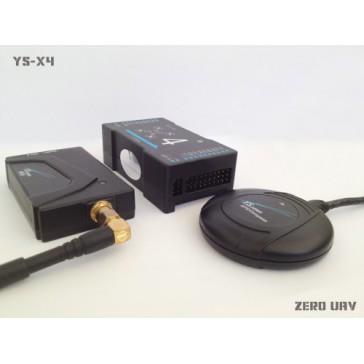 DISC.. ZERO UAV YS-X4 Multirotor Flight controller with GPS (WIFI Ver