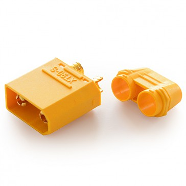 Connector : XT90H Male plug (1pc)