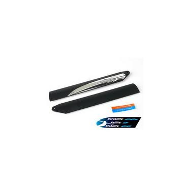 DISC.. Xtreme Main Blade (Black) - Blade 130X