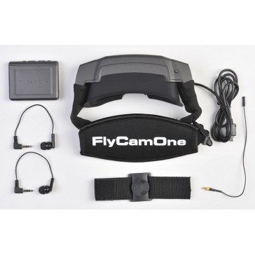 PROMO... FlyCamOne HD V-Eyes Set. incl.int. 433MHz Sender and AV-In