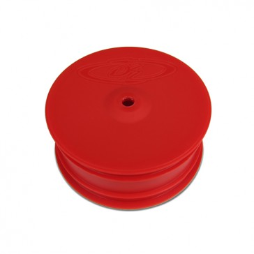 DISC.. Speedline Buggy Wheels for Losi 22-4 / Front / RED