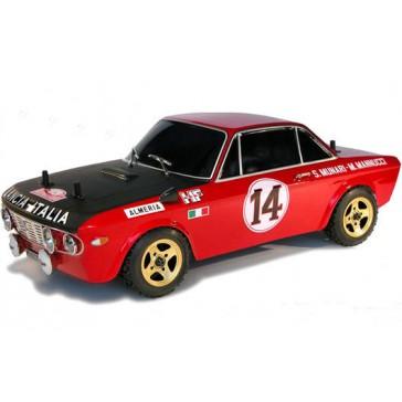 Lancia Fulvia 1600HF Monte Carlo 1972 painted body