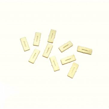 CHARNIERE flex 10x4mm (10p)