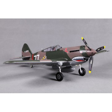 Plane 980mm P-40B Flying Tiger PNP kit