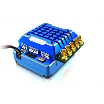 TS120 upd ver. w/ blue alum. Case 1/10 Brushless ESC 120Amp