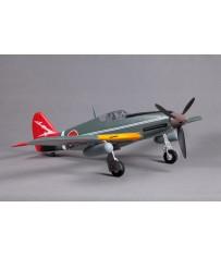 DISC.. Plane 980mm Kawasaki KI-61 (h. speed) PNP kit *DAMAGED ITEM*