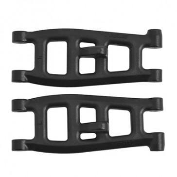 ECX TORMENT, RUCKUS & CIRCUIT FRONT A-ARMS - BLACK
