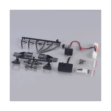 MOTORISED WINDSCREEN WIPER SET