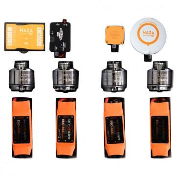 DISC.. Upgrade combo set Spyder - 4 motors/esc/Props/wire set/ Nasa