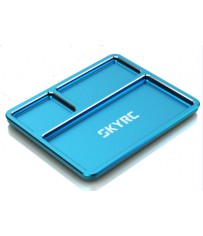 DISC.. Parts Tray (Blue)