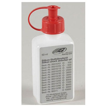 Shock absorber oil 8000, 1pce.