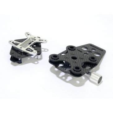 DISC.. Quick Change Cam Mount for GoPro 3 / G2D Gimbal (DJI Phantom 2