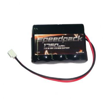 DISC.. 7.2V 1750mAH NiMH Battery: Mini-T. MLST/2