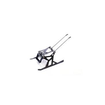 DISC.. Carbon Skid Set V2- MCPXBL
